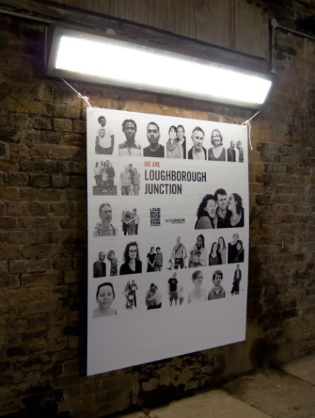 We Are Loughborough Junction Portraits