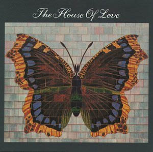 Album cover for the self-titled The House of Love