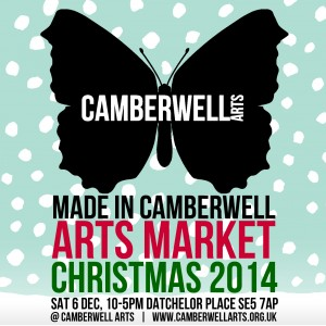 MADE IN CAMBERWELL xmas 2014 logo